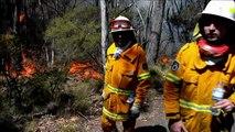 Incendies en Australie: 43 000 hectares ravagés