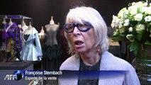 Une des plus importantes collections de haute couture et de prêt-à-porter aux enchères à Paris