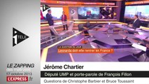 """Leonarda: """"Les accusations lancées à Valls sont ubuesques"""", pour Najat Vallaud-Belkacem"""