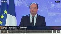 Hollande annonce la libération des otages au Niger