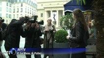 """Marie Darrieussecq a reçu le prix Médicis pour """"Il faut beaucoup aimer les hommes"""""""