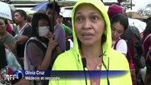 Philippines : les survivants tentent de s'organiser