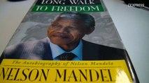 """""""J'ai pris une leçon de journalisme en rencontrant Nelson Mandela"""" se souvient Marc Epstein"""