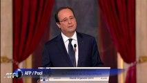 """Hollande: l'interdiction du spectacle de Dieudonné est une """"victoire""""En savoir plus sur http://videos.lexpress.fr/actualite/politique/video-hollande-l-interdiction-du-spectacle-de-dieudonne-est-une-victoire_1314270.html"""