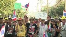 Thaïlande: les manifestants paralysent Bangkok