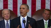 Etats-Unis: discours sur l'état de l'Union au Congrès