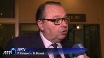 Marseille: Patrick Menucci commente la candidature de Pape Diouf