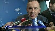 """Pacte de responsabilité: le terme """"cadeau aux entreprises"""" est aberrant estime Pierre Gattaz"""