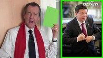 Michel sapin, Xi Jinping et Harlem Désir, les cartons de la semaine - L'édito de Christophe Barbier