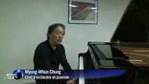 Myung-Whun Chung commence à 61 ans sa carrière de pianiste