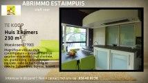 Te koop - Huis - Moeskroen (7700) - 3 kamers - 230m²