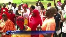 Enlèvements de lycéennes: la pression monte au Nigeria