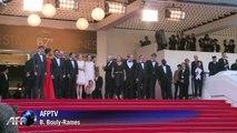 """Cannes: Marion Cotillard sur le tapis rouge pour """"Deux Jours, Une Nuit"""""""