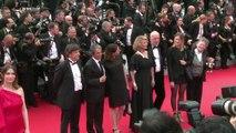 Cannes: revivez la première montée des marches