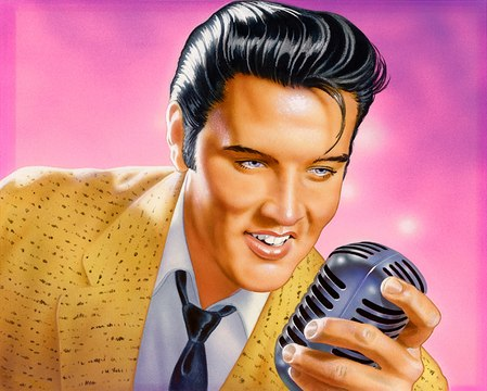 The Elvis Stamp Show - 1993