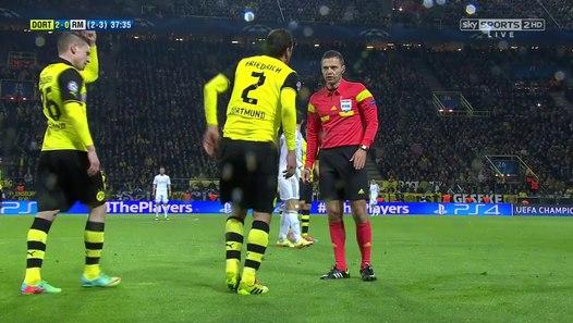 Cl Dortmund Real Madrid
