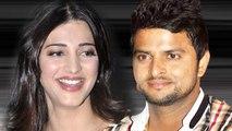 Shruti Haasan & Suresh Raina Are Now A Couple