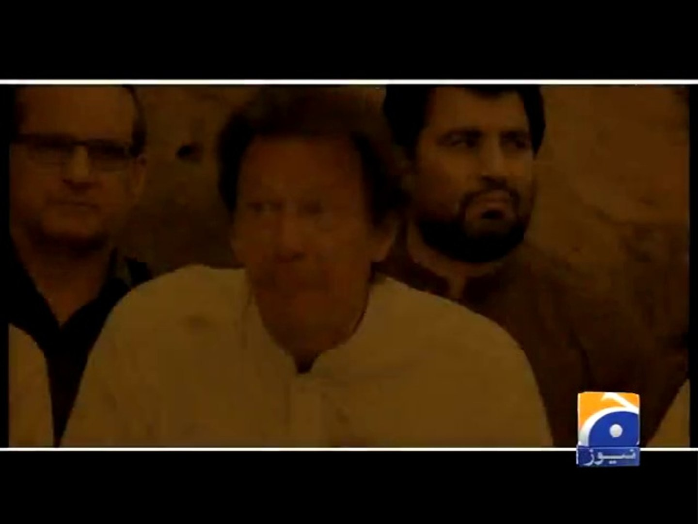 Geo's Response to Imran's Blackmailing Allegation-31 May 2014