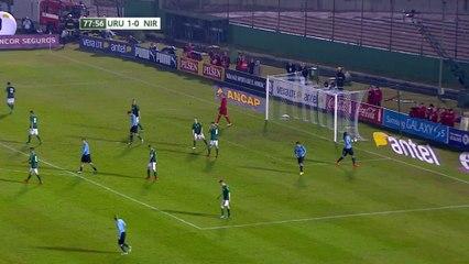 Обзор матча · Уругвай - Северная Ирландия - 1:0