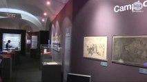 Roma - Boschi e Franceschini accompagnano Napolitano alla mostra al Vittoriano (30.05.14)