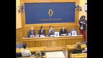 Roma - Conferenza stampa di Pierpaolo Vargiu (30.05.14)
