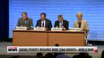 Ending poverty needs more than growth - World Bank