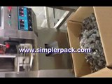 Pyramid teabags exporter triangle teabag packing machine