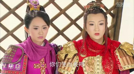 隋唐英雄4 第47集 Heros in Sui Tang Dynasties 4 Ep47