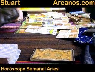 Horoscopo Aries del 13 al 19 de abril 2014 - Lectura del Tarot