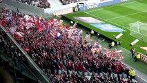 [Page LoscForLife] Lille - Valenciennes// Ambiance en DVE //  12 Avril 2014
