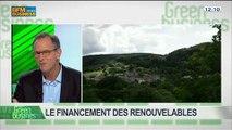 Le financement des renouvelables: Patricia Laurent, Isabelle Brouté et Jean-Louis Nass, dans Green Business – 13/04 1/4