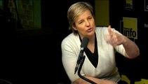 """Céline Géraud : """"Dans le judo, tu profites de la force de l'adversaire pour le faire tomber, c'est très utile au quotidien""""."""