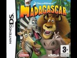 Madagascar (DS) Soundtrack: No People, No Steak