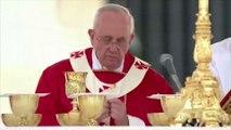 """Pape François : """"Suis-je comme Ponce Pilate?"""""""