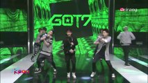 Simply K-Pop Ep099C04 GOT7 - Intro + Girls Girls Girls