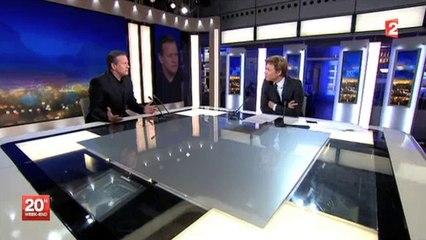 Francis Huster déçu par Obama au JT de France 2 (Vidéo)