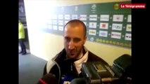 Ligue1. FC Nantes-EA Guingamp (1-0)) : réactions des guingampais