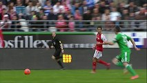 But Gaëtan CHARBONNIER (24ème) - Stade de Reims - AS Saint-Etienne - (2-2) - 13/04/14 - (SdR-ASSE)