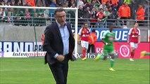 But François CLERC (90ème +1) - Stade de Reims - AS Saint-Etienne - (2-2) - 13/04/14 - (SdR-ASSE)