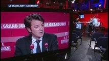 Le Débrief du Grand Jury du 13 avril 2014 - François Baroin