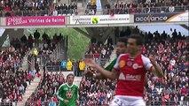 Stade de Reims - AS Saint-Etienne (2-2) - 13/04/14 - (SdR-ASSE) - Résumé