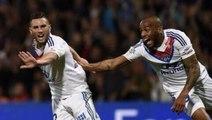 But Jordan FERRI (31ème) - Olympique Lyonnais - Paris Saint-Germain - (1-0) - 13/04/14 - (OL-PSG)