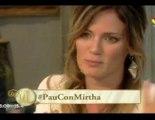 Paula en Almorzando con Mirtha Legrand 4 (Oli dice mamá y Papá mudo...Oli muere de amor por el papá) - 13 de Abril