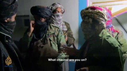 Fault Lines - On the Front Lines with the Taliban - A Documentary on Afghan Ta...