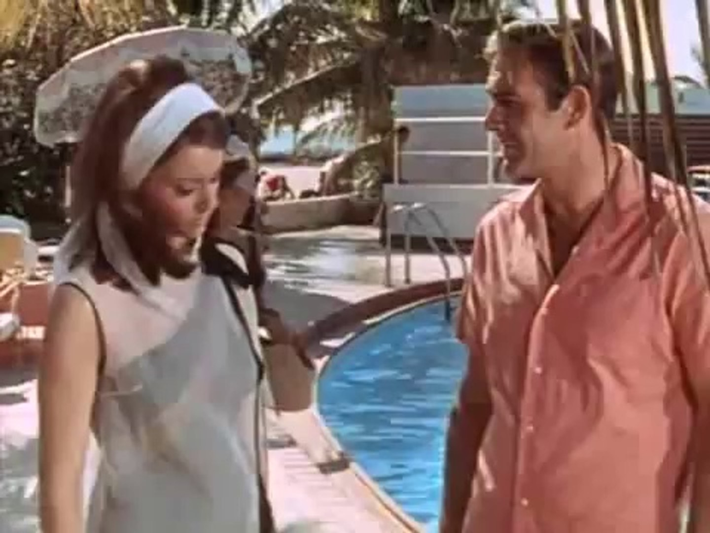 THUNDERBALL - OFFICIAL MOVIE TRAILER 1965 - Sean Connery - Entertainment/Movies/James Bond 007