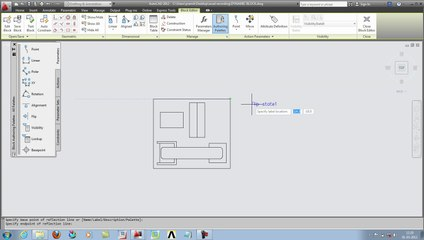 Dynamic_Block_Autocad_Sample_Video