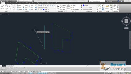 Mirror_Scale_Autocad_Sample_Video