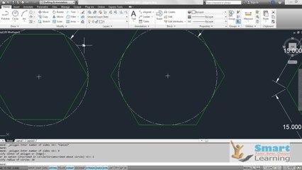 Polygon_Autocad_Sample_Video