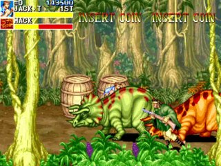 Cadillac and dinosaurs 1993- Capcom