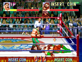 Saturday Night Slam Master 1993- Capcom